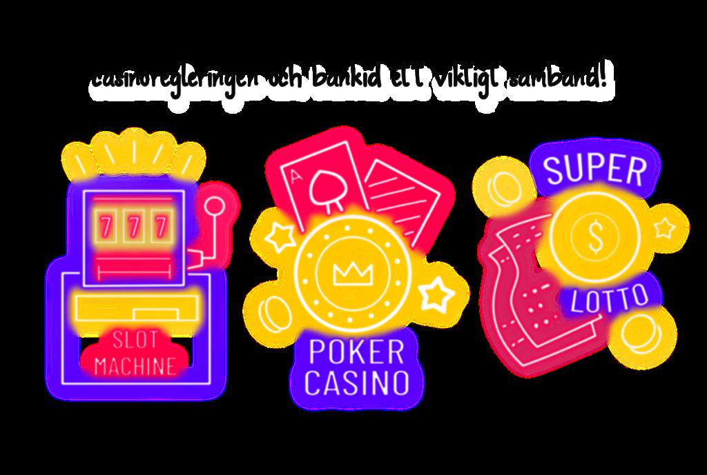BankID i fokus i samband med casinoregleringen